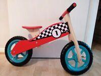 Cool Balance Bike ready to collect