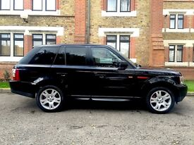 Range Rover Sport Diesel Automatic , Full Service History, Quick Sale £9750