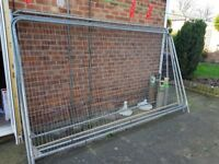 Heras Metal Fencing Panal/Temporary fencing