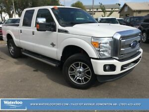 2015 Ford F-350 Lariat Crew Cab | Heated/Cooled Seats | Remote S