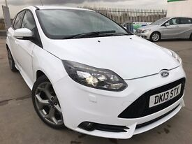 Ford Focus 2.0 T ST-3 5dr Xenon Lights , Blutooth, Recaro Leather Seat ,LED Lights,DAB Radio...