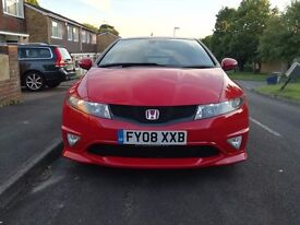 HONDA CIVIC TYPE R GT. FOR SALE £4300. ALSO AVAILABLE FOR SWAPS