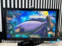 "Samsung Plasma HD 42"" inch TV"
