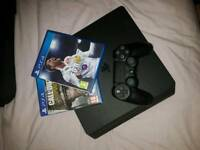 PS4 + Games Bundle