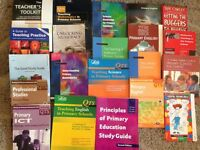 PGCE Primary Textbooks