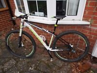 Cannondale F29 Carbon Mountain Bike