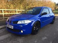2006 RENAULT MEGANE SPORT F1 STAGE 2 300BHP+ IMMACULATE NOT VXR ST3 S3 MPS RS WRX EVO RAPTOR