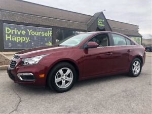 2015 Chevrolet Cruze 2LT / LEATHER / SUNROOF / HEATED SEATS / BL