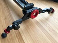 AS NEW: Kanova Camera Slider K3 100cm + case