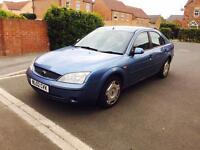 Ford Mondeo, 2.0 Diesel, 2002, 11 Months Mot, Full Electrics, Reliable...