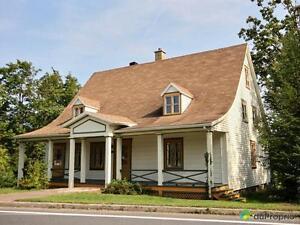 219 000$ - Maison à un étage et demi à St-Charles-De-Bellecha