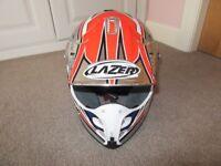Lazer MX-5 Crockard Replica MX helmet Off Road Motorcycle Helmet / Mountain Bike / MTB