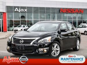 2014 Nissan Altima 2.5 SL*Navigation*Heated Seats*Leather*Sunroo