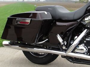 2007 harley-davidson FLHX Street Glide   Merlot Pearl and Stage  London Ontario image 12