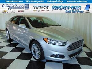 2016 Ford Fusion SE AWD * Heated Leather * Sunroof