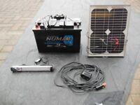 12V CAMPING POWER SYSTEM