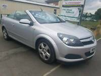 VAUXHALL ASTRA 1.6 CONVERTIBLE 2008 CHEAP CAR NOT TO BE MISSED