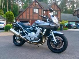 Suzuki GSF Bandit 650 2009 16000 Miles Not 600