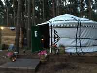 Yurt, tipi, camping, glamping, holiday, North Norfolk, Suffolk, London