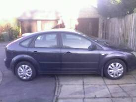 BREAKING 06 FORD FOCUS 1.6 TDCI DIESEL / USED PARTS / SPARES/delivey /paypal accepted