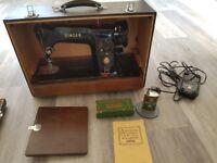 Vintage Singer Sewing Machine £50