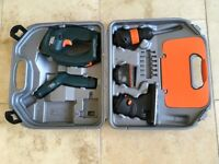 Black and Decker Quattro tool kit, no charger or battery £10