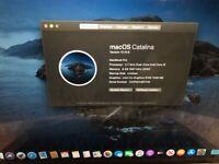 MacBook Pro 13 Inch i5 Retina 2015,Catalina 8GB RAM 2.7GHz i5/256GB SSD Professional Software As New