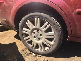 Ford Alloy Wheels & tyres