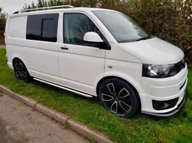 Vw transporter kombi 7 speed dsg