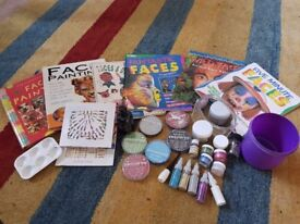 Face Painting bits i