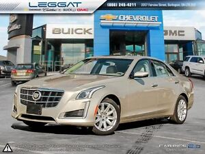 2014 Cadillac CTS 2.0T AWD! Luxury Collection! ONLY 45K! *NAV*SU