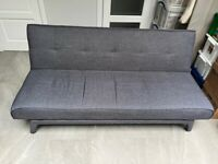 MADE Sofabed (Yoko model in Cygnet Grey colour)