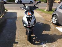 Aprilia SR50 50cc Moped 2007