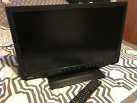 "Toshiba 22"" TV/DVD player"