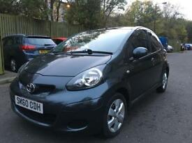 For sale toyota aygo go. 60 plate navigation Only 2699£