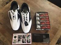 Brand new Nike men's golf shoes