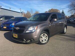 2012 Chevrolet Orlando 1LT  7 PASSENGER 4 NEW TIRES