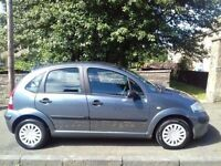 Citroen C3 1.4 2007 (57)**Full Years MOT**Low Mileage**Fantastic Small Car for ONLY £1795