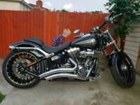 Harley Breakout FXSB 103