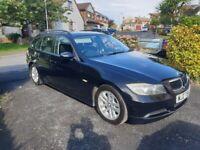 BMW, 3 SERIES, Estate, 2007, Manual, Full year MOT, 1995 (cc), 5 doors