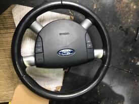 Mondeo mk3 steering wheel and airbag