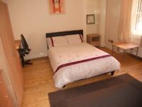 **STUDENTS STUDENTS -ALL INCLUSIVE DOUBLE ROOM £550 HOLLAND STREET - AVAILABLE 17TH OCTOBER 2018**