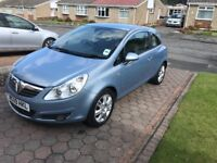 2009 Vauxhall Corsa (3dr) Design, Low Mileage, Immaculate condition, MOT - July 2018.