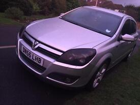 Vauxhall Astra SRI 1.8 auto 2007 1 year MOT 56K miles HPI clear part exchange negotiable