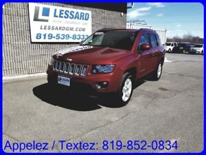 2014 JEEP COMPASS NORTH, CLIMATISATION
