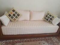 Moroccan sofas x2