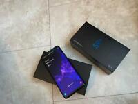 Samsung Galaxy S9+ Black 128GB unlocked