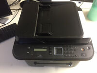Dell 1135n Multifunction Mono Laser Printer - Scan, Copy, Print, Fax Network Printer - Scan to PC
