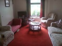 Shared house quiet area close to university and town centre