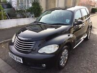 2006 Chrysler PT Cruiser 2.2 CRD Limited 5dr HPI Clear @07445775115@ 07725982426@